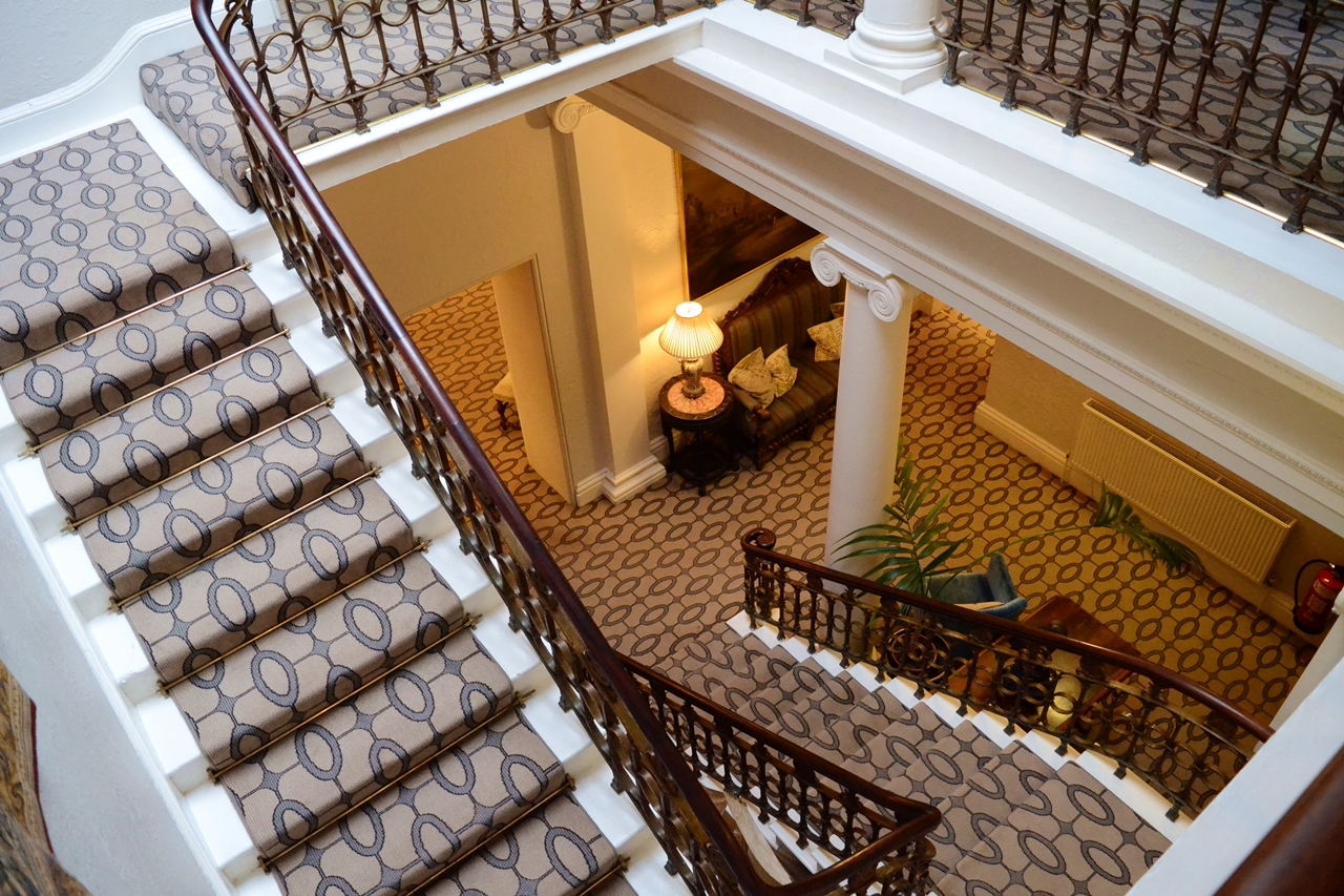 storrs halls bowness windermere hall stairs