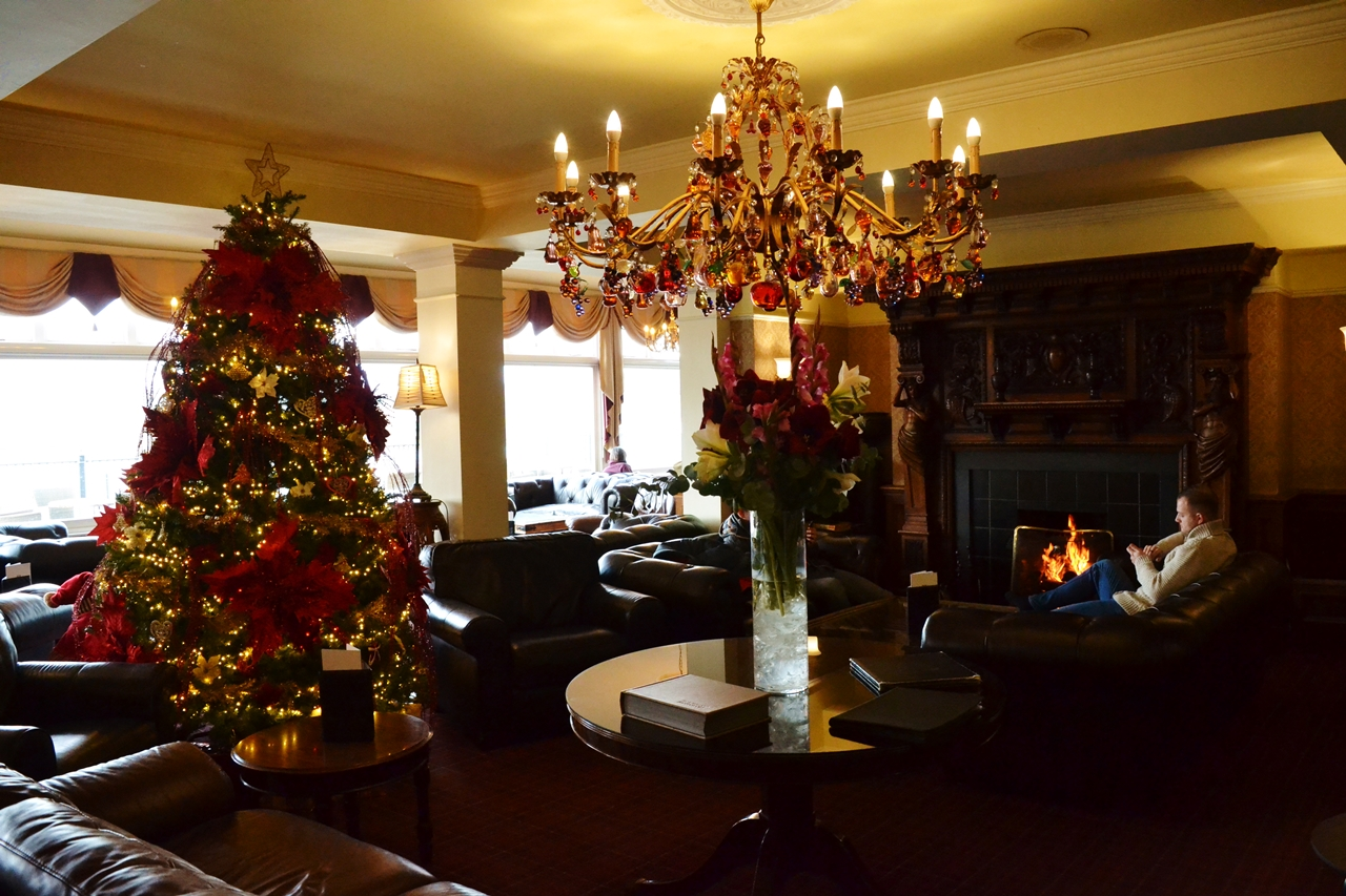 beech hill hotel review bowness windermere christmas bar