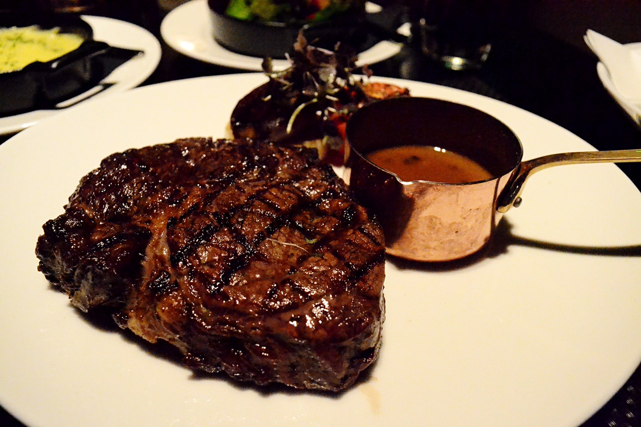 rib eye steak dakota grill