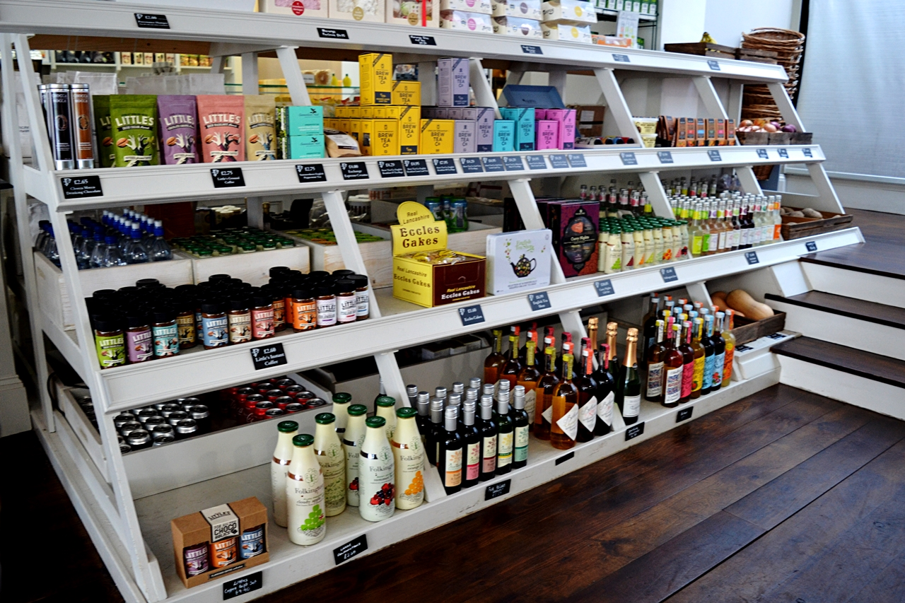provenance food hall westhoughton bolton