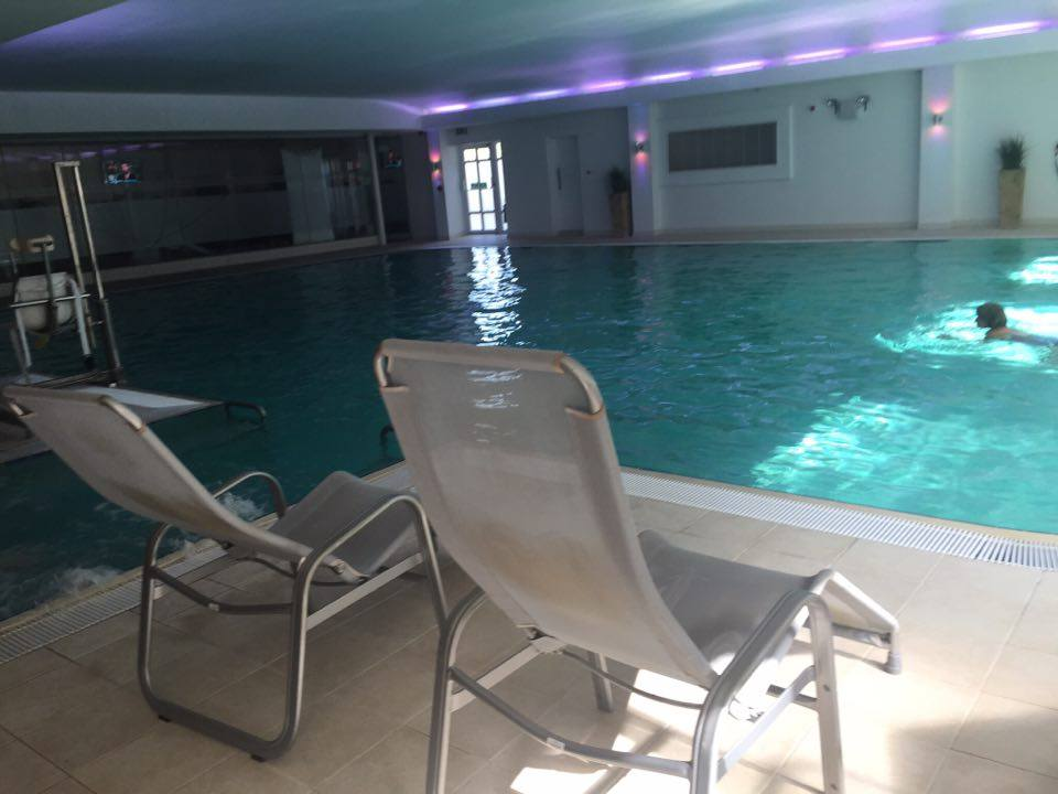 titanic spa pool review