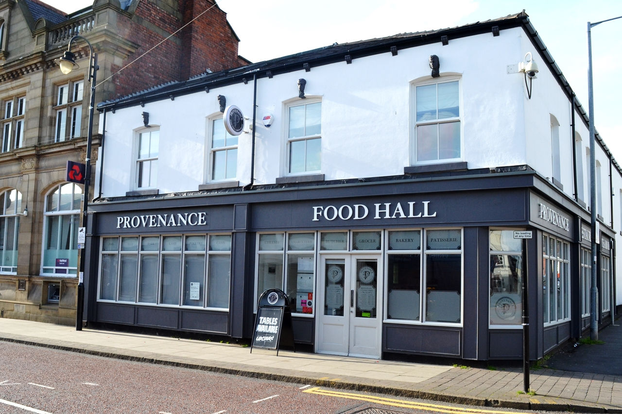 Provenance Westhoughton Restaurant Review