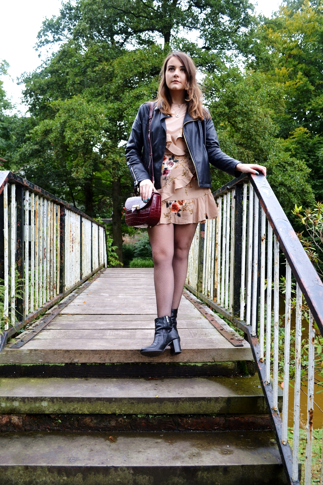 ruffles floral fashion manchester style magazine