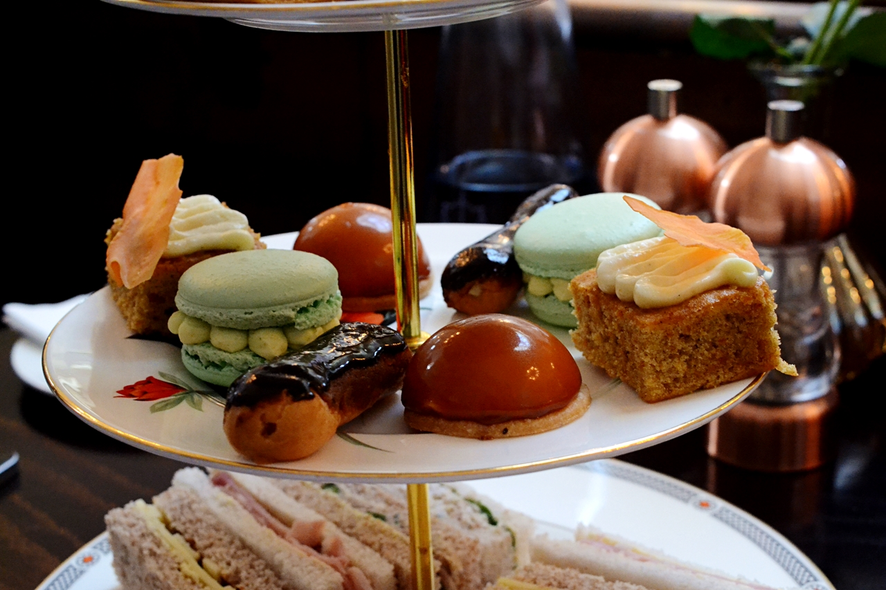 cakes desserts afternoon tea courthouse cheshire knutsford