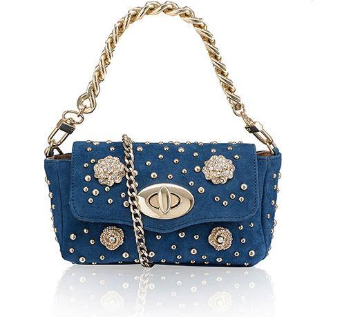 Rosehip Mini Chain Strap Bag