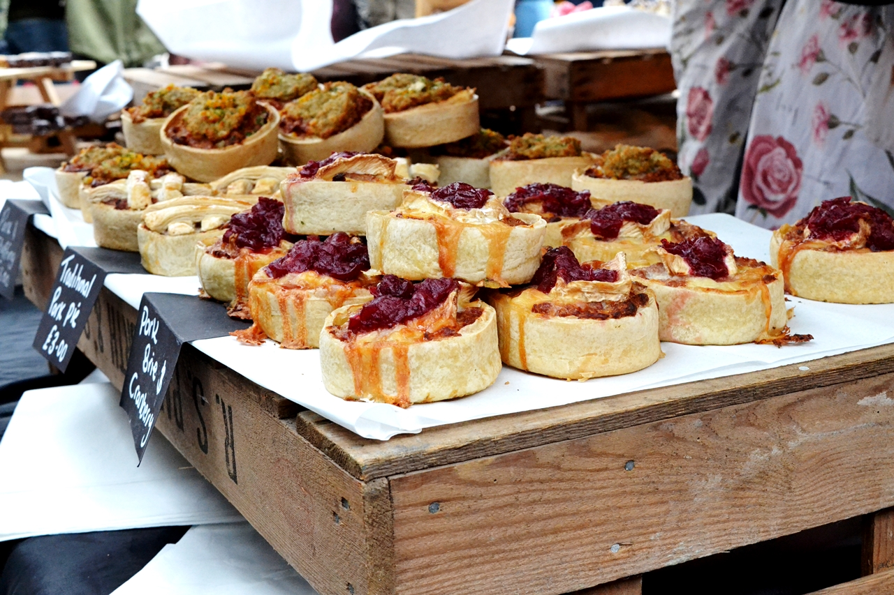 heaton park pies easter markets
