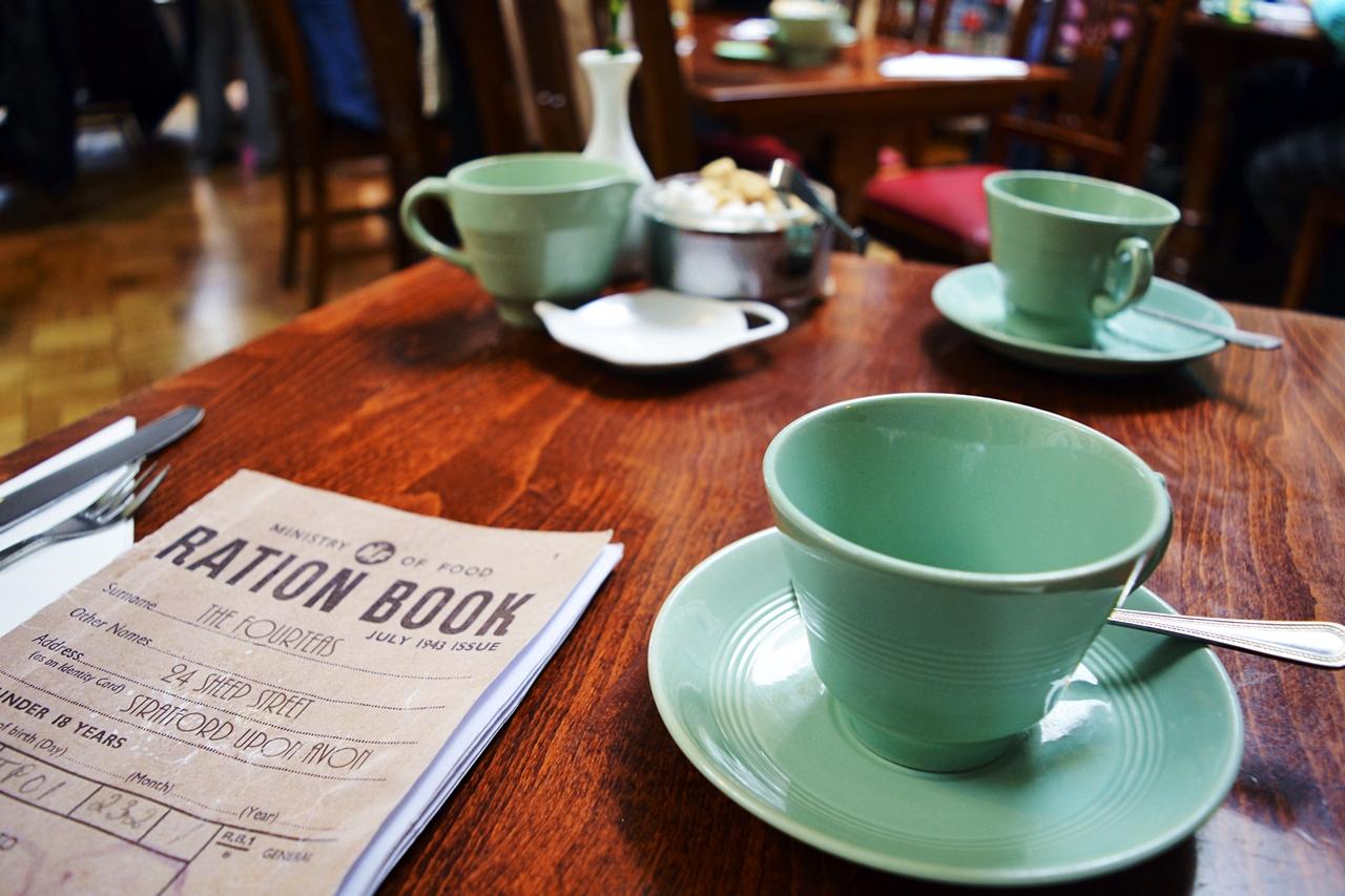 The Fourteas Cafe Stratford Upon Avon Review Styleetc