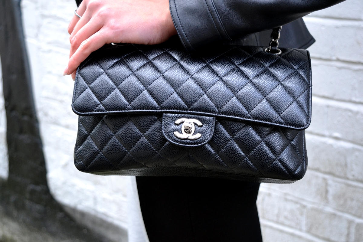 manchester blogger spotlight laura kate lucas photographer chanel quilted bag
