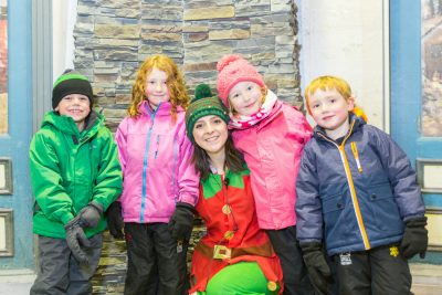 Manchester's Chill Factore needs Santa's Helpers to spread Christmas Cheer