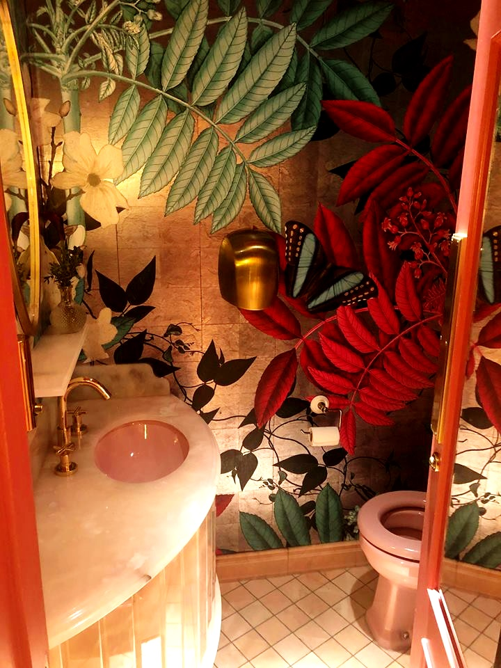 bathroom at the ivy asia
