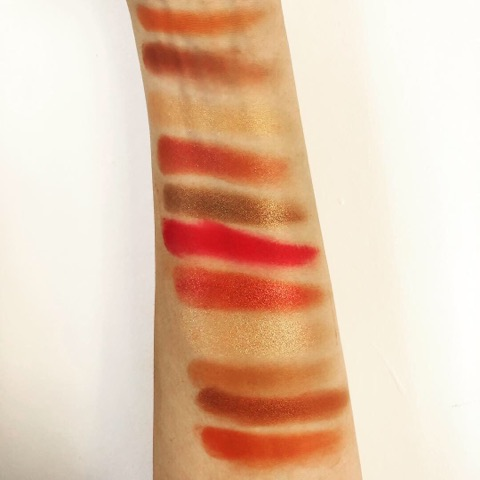 marissa carter warm velvet swatch