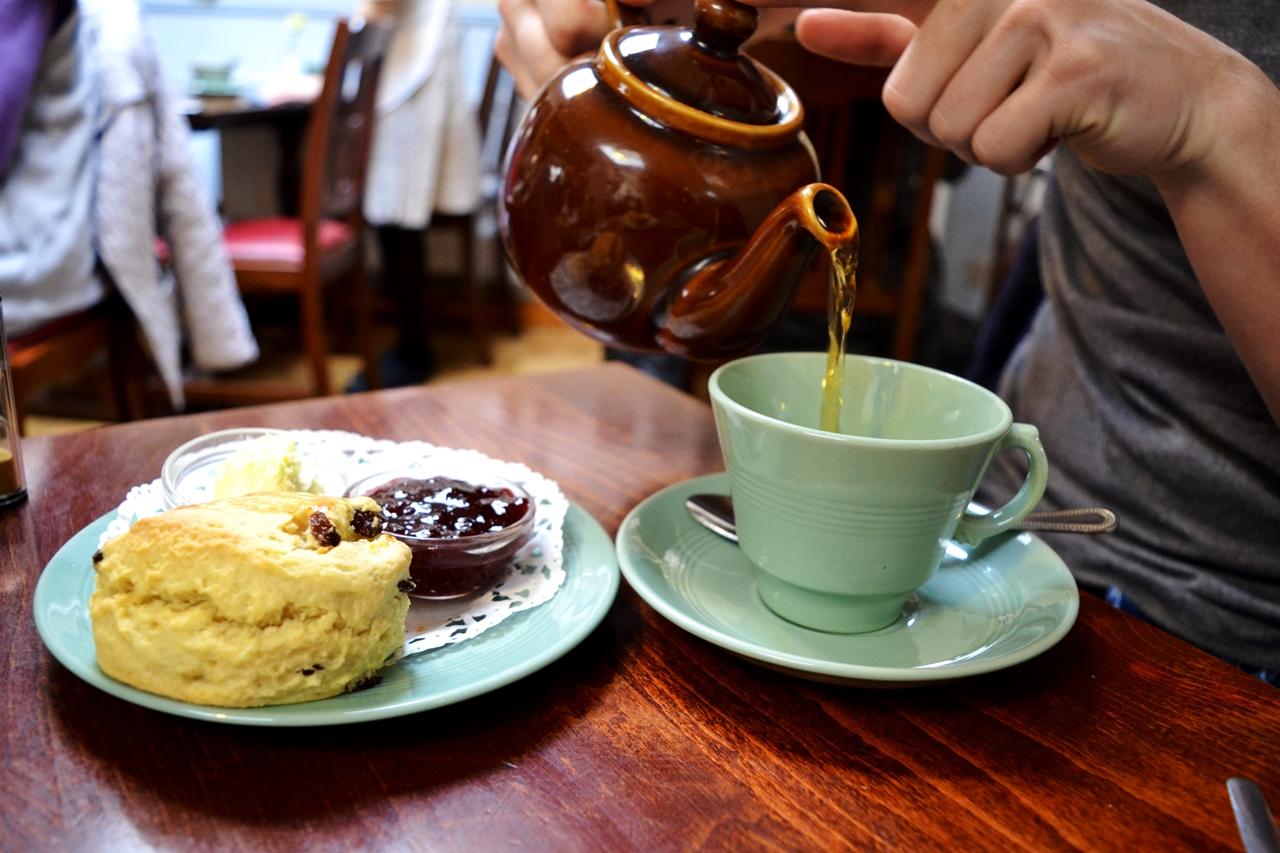 fourteas tearoom 1940s afternoon tea