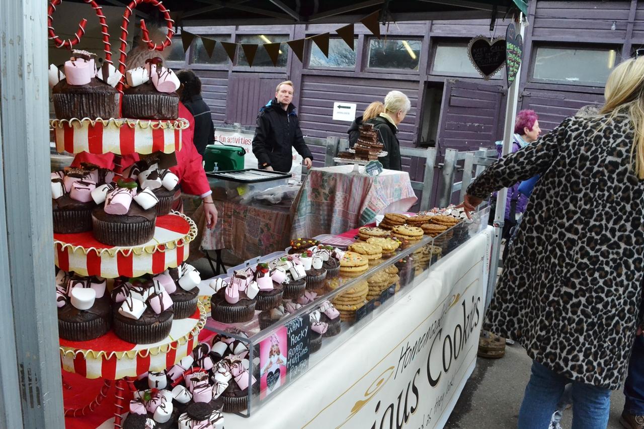 manchester market heaton park fair