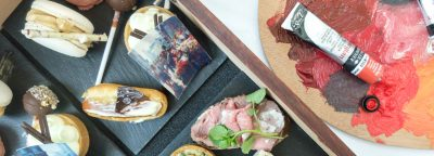 Lancaster London Hotel Launches 'ARTea' Afternoon Tea