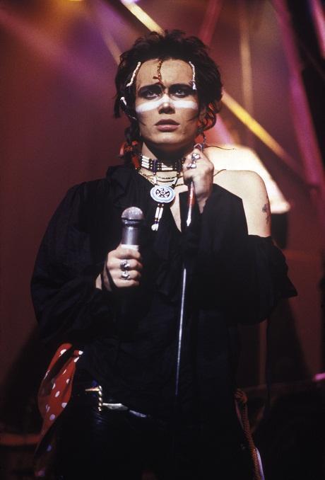 Adam Ant, Drury Lane Theatre, 1980 © Denis O'Regan