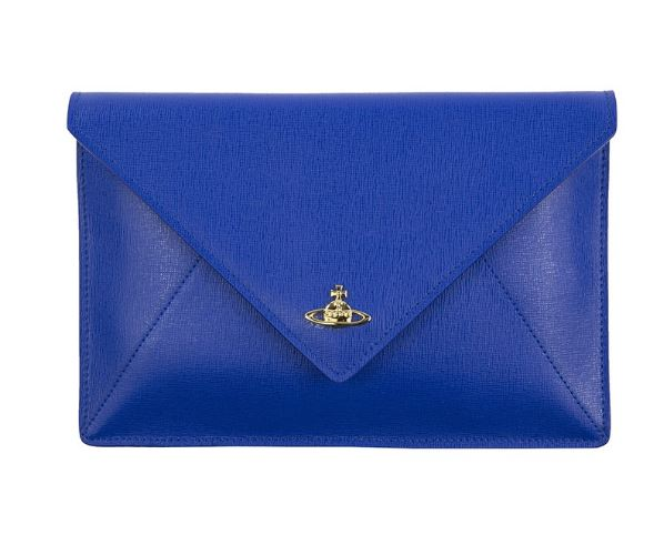 vivienne westwood bluette envelope clutch bag