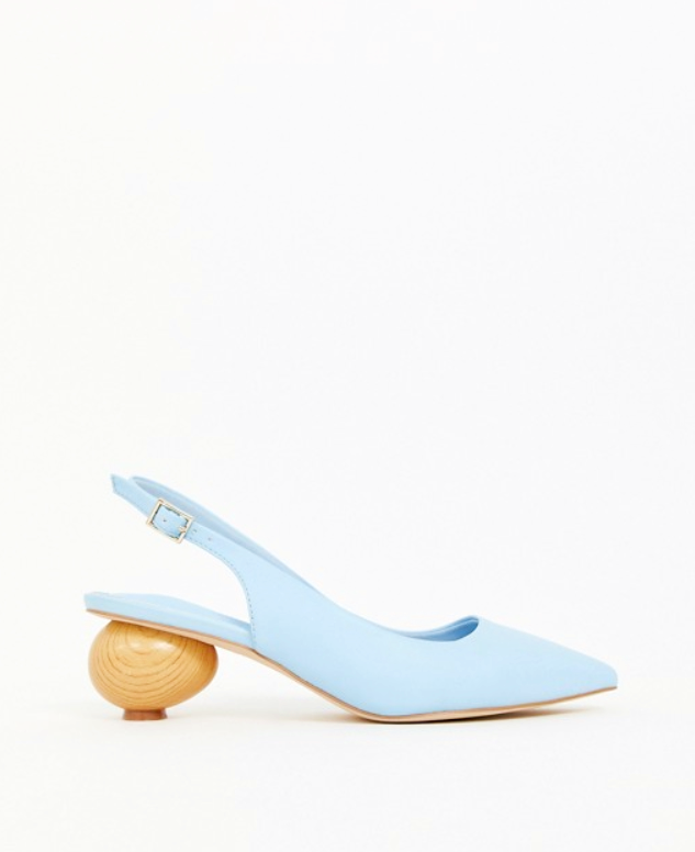 ASOS SPHERE SLINGBACKS £35.00
