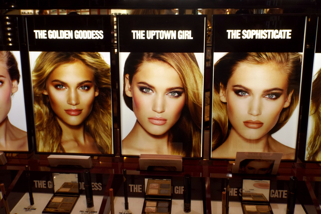 Charlotte Tilbury Golden Goddess Makeover At Selfridges