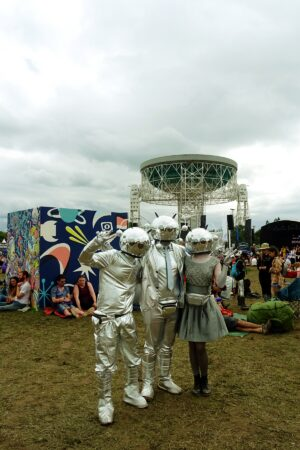 space inspired fashion festival bluedot