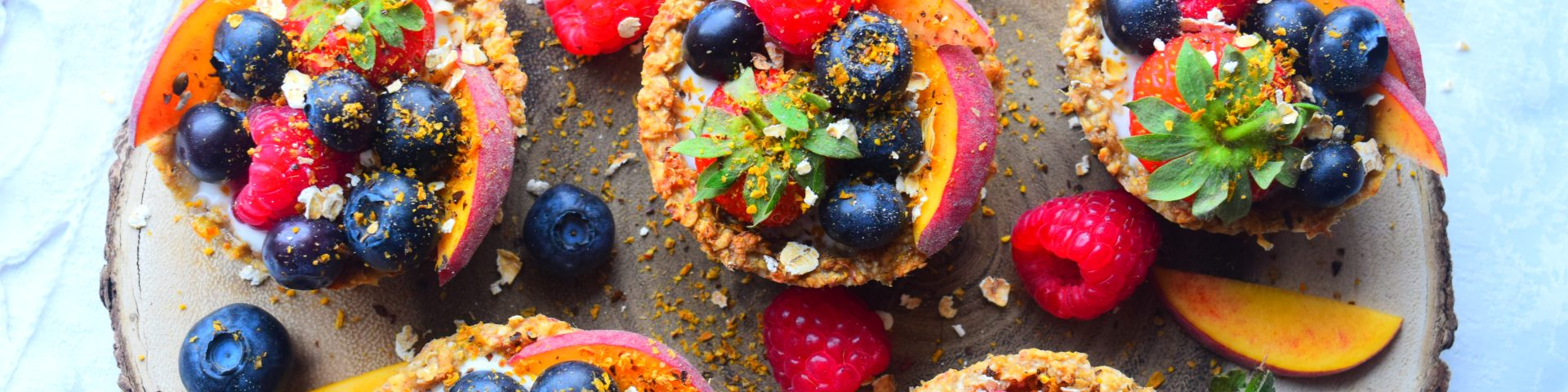 MyNutriCounter Breakfast oat cups recipe. a healthier happier you e-book