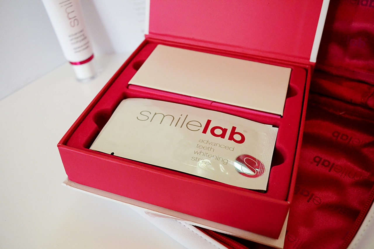 smile lab kit teeth whitening