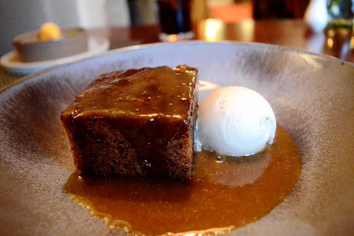 sticky toffee pudding white hart inn