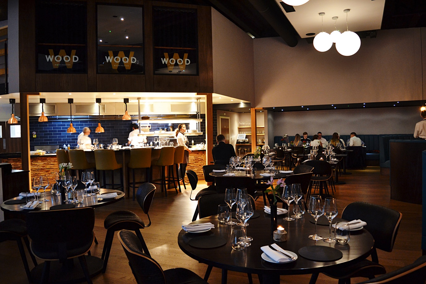 Wood Manchester Restaurant Review