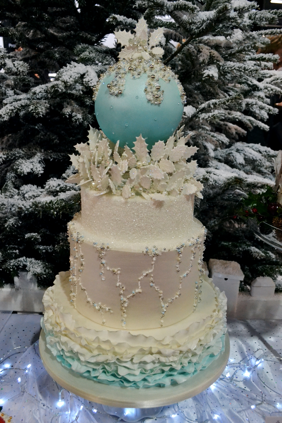 Rebiew Cake And Bake Event City