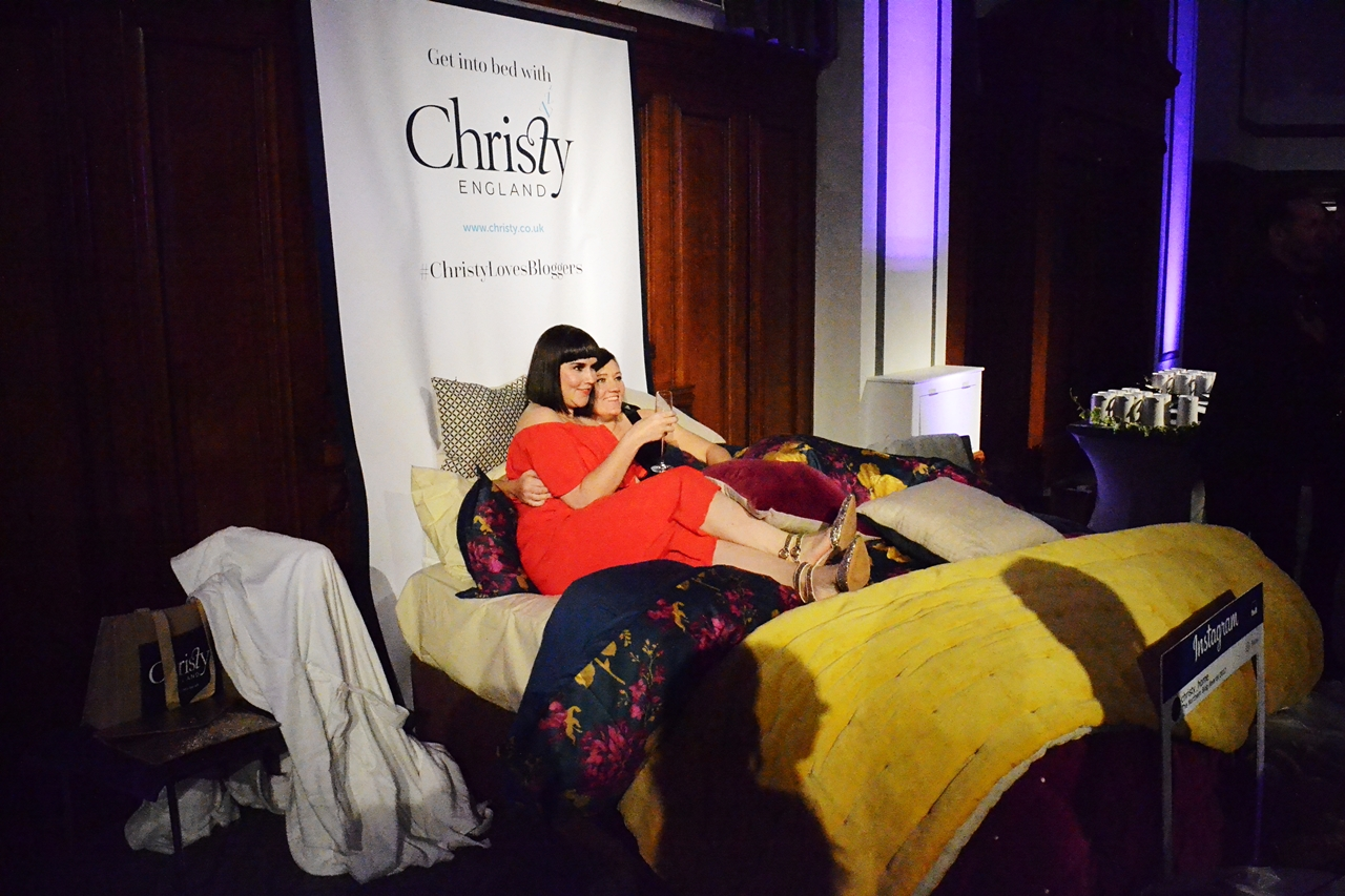 christies nbas northern blog awards bed