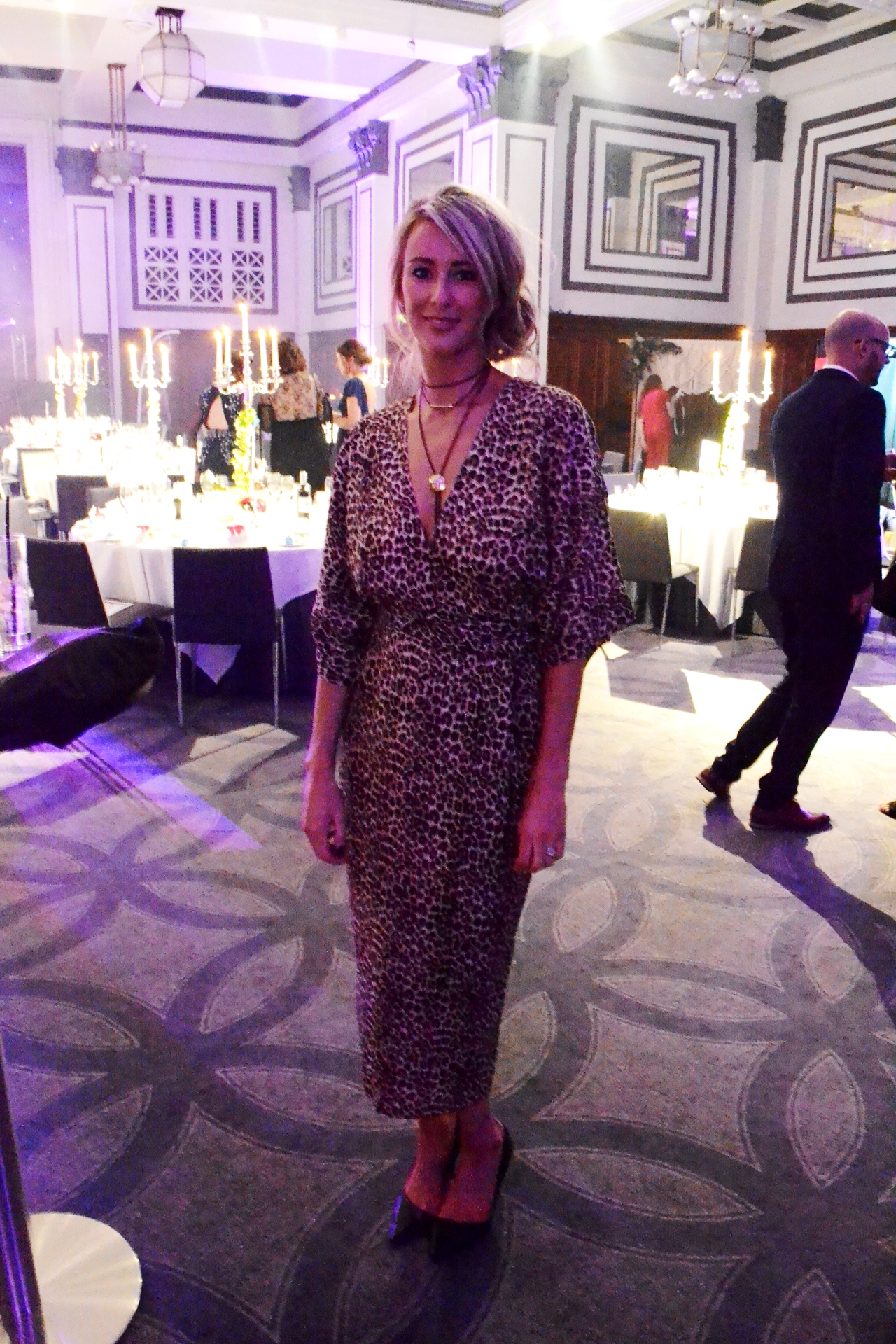 northern blog awards leopard print