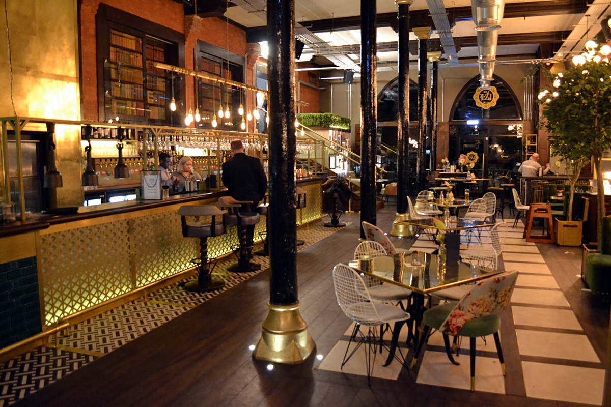 The Lost and Found Knutsford Review