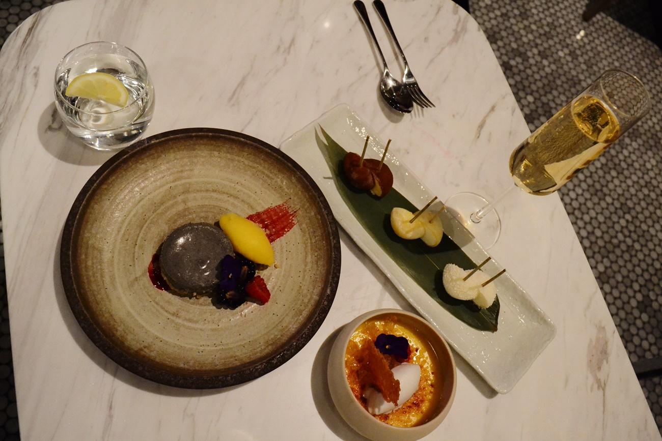 rikyu dessert peter st kitchen
