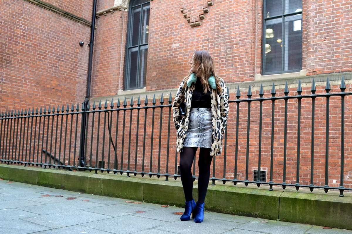 Trend Editorial: Texture Clashing Confidence ancoats manchester street style