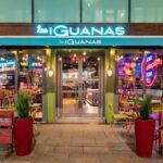 las iguanas deansgate decor