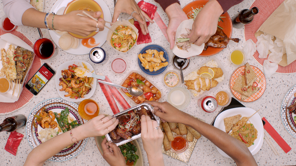 UK Takeaway Habits and most Popular Dish revealed