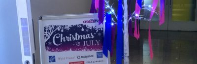 Crescendo PR's Christmas in July at the Hospital Club London