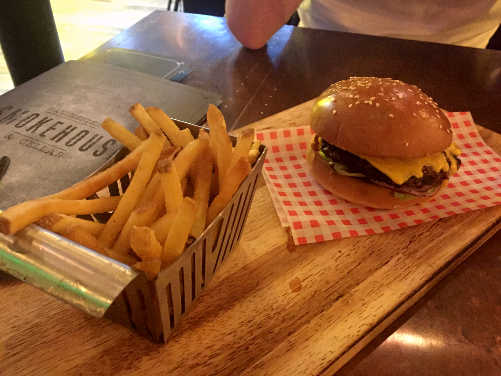 Manchester Smokehouse and Cellar review