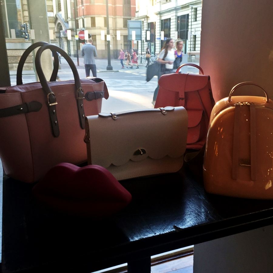 my bag most wanted event aspinal of london cambridge satchel lulu guinness