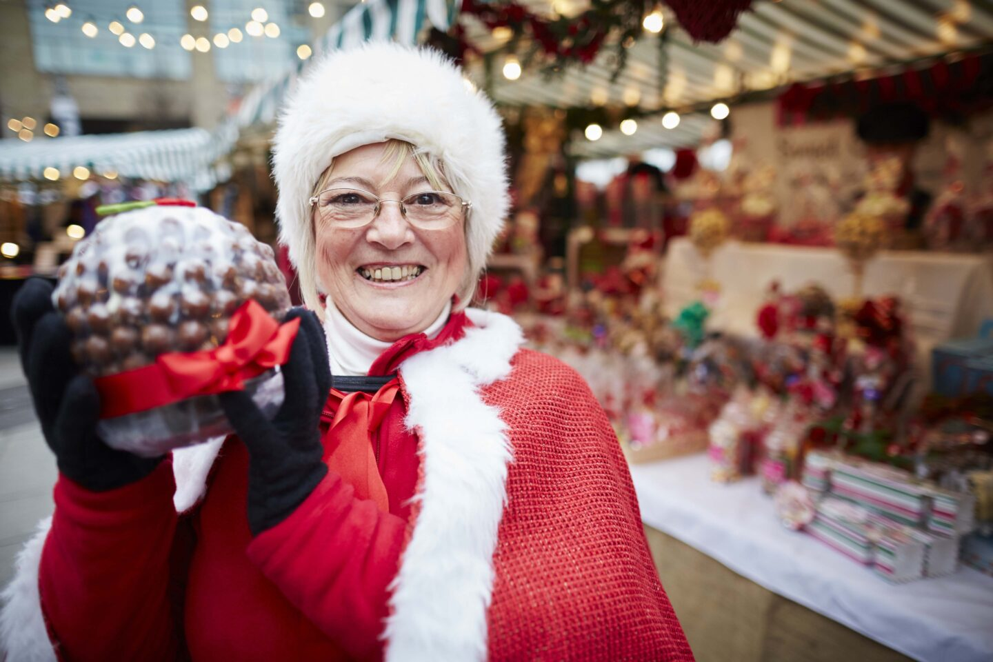Christmas Victorian Fayre comes to Lowry Outlet at Salford Quays