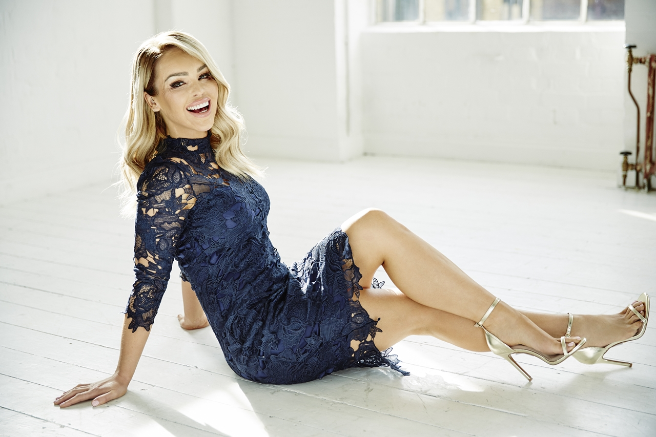 Katie Piper launches new collection for Want That Trend