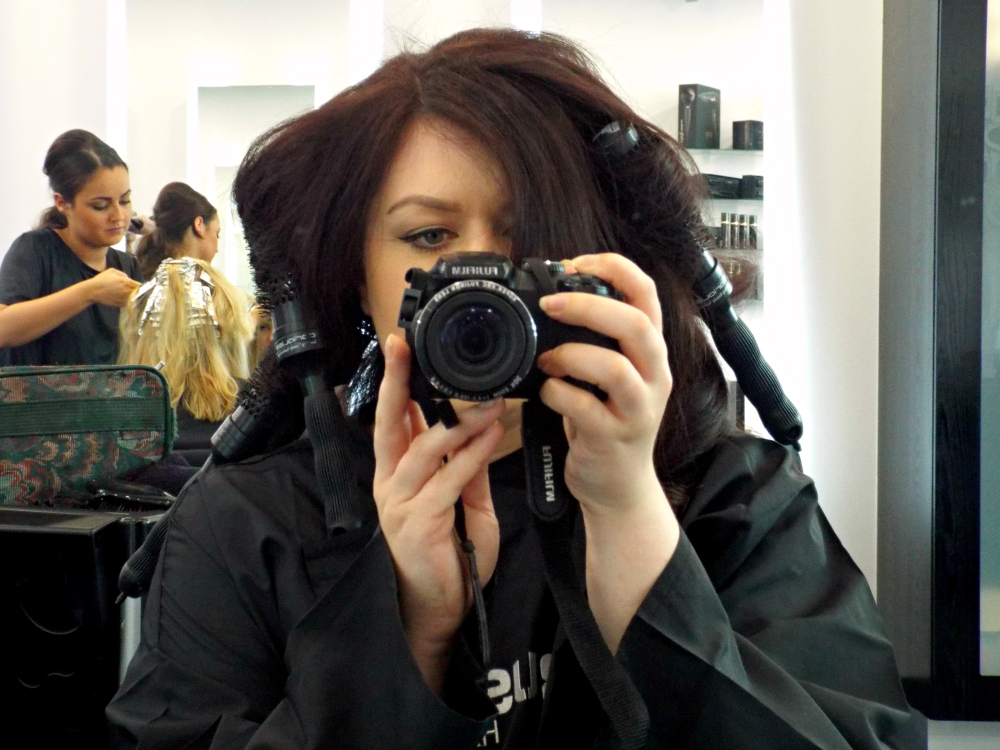 Rush Hair Manchester Curly Blow Dry