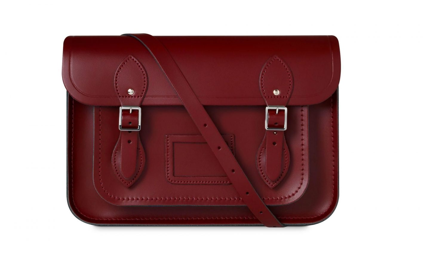 cambridge satchel oxblood review