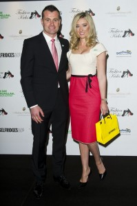 Jane & Shay Given's 'Fashion Kicks' event