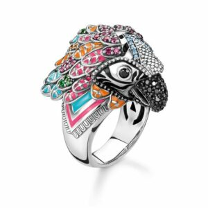 "RING ""PARROT"" £398.00"