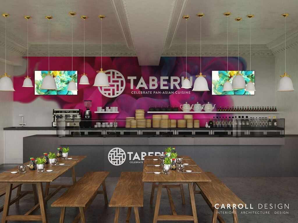 Far Eastern Restaurant Taberu to open in Manchester