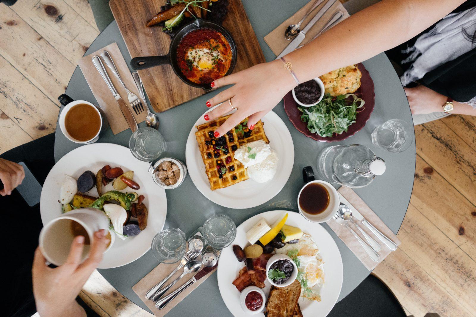 best brunch breakfast restaurants manchester