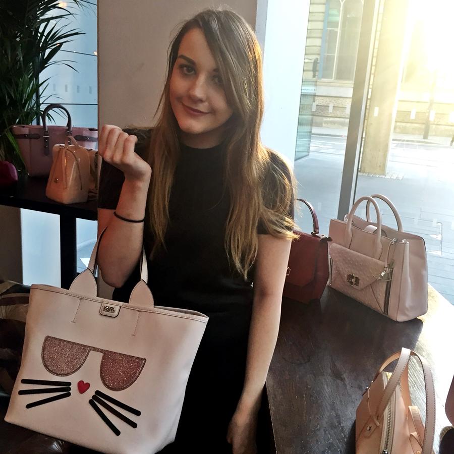 karl lagerfeld choupette bag my bag #mybagmostwanted
