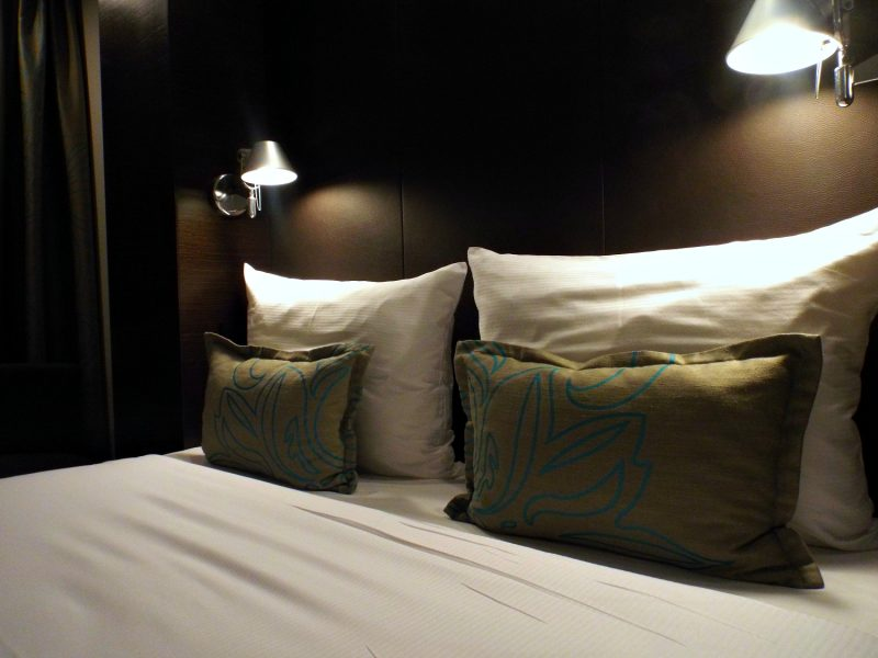Motel One Manchester Piccadilly Hotel Beds