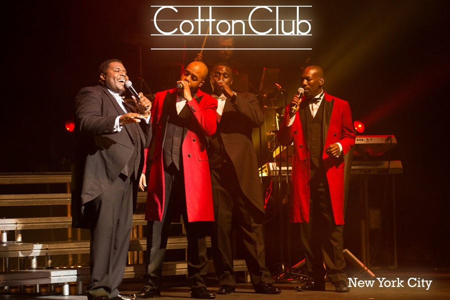 cotton club stand by me