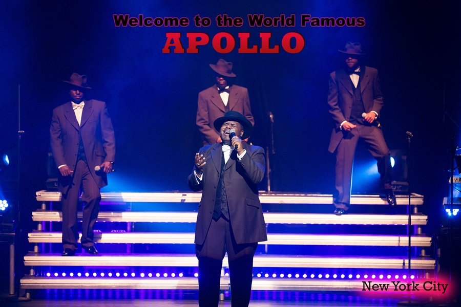 ben e king the drifters stand by me musical apollo